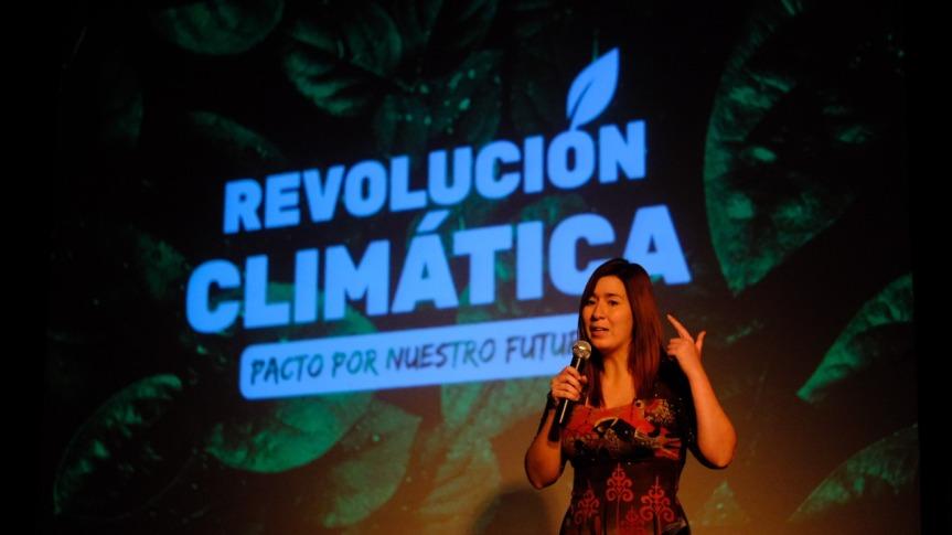 Revolución Democrática da a conocer hoja de ruta para enfrentar la crisisclimática