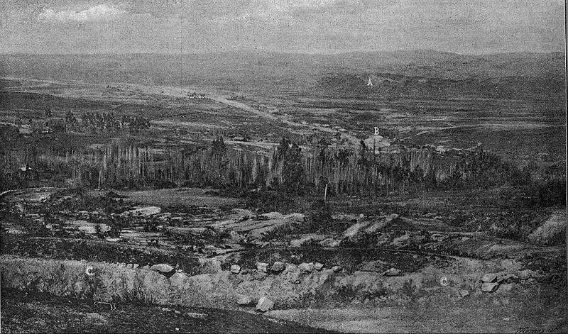 [EFEMERIDES] La Batalla de Placilla: la brigada de la Cruz Roja y los últimos días de la Revolución de 1891