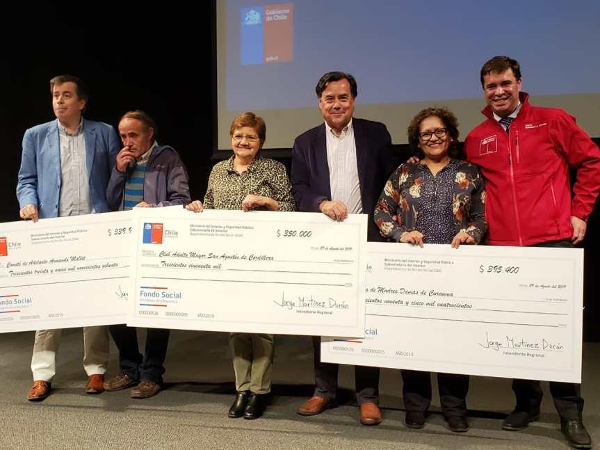 Más de 30 agrupaciones de la provincia de Valparaíso se adjudicaron fondos para desarrollar proyectoscomunitarios