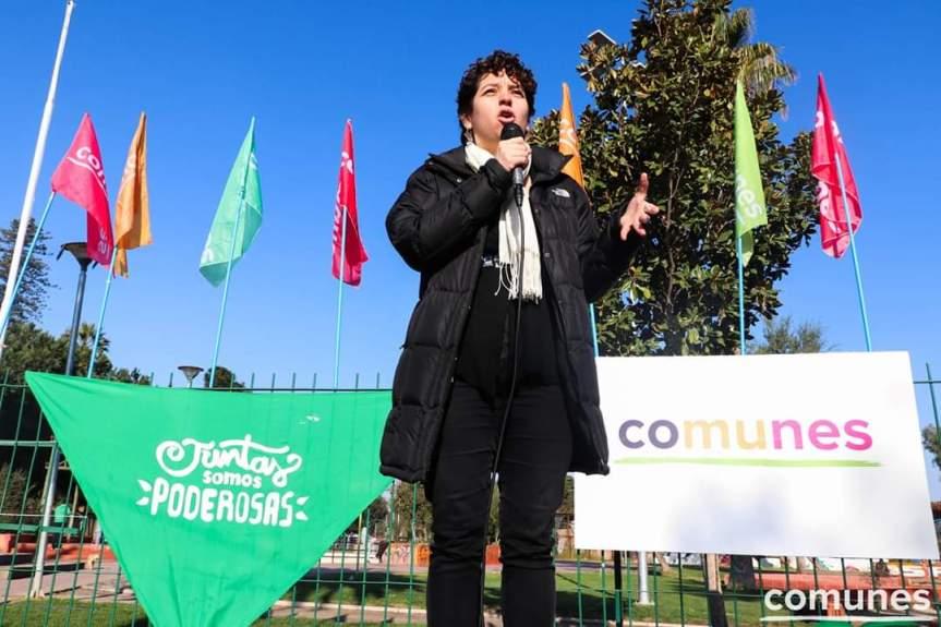 Partido Comunes define direcciones y consejos regionales en 40 comunas de ocho regiones delpaís