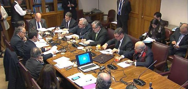 Comisión de RREE del Senado aprueba TPP-11 con votos de ex NuevaMayoría