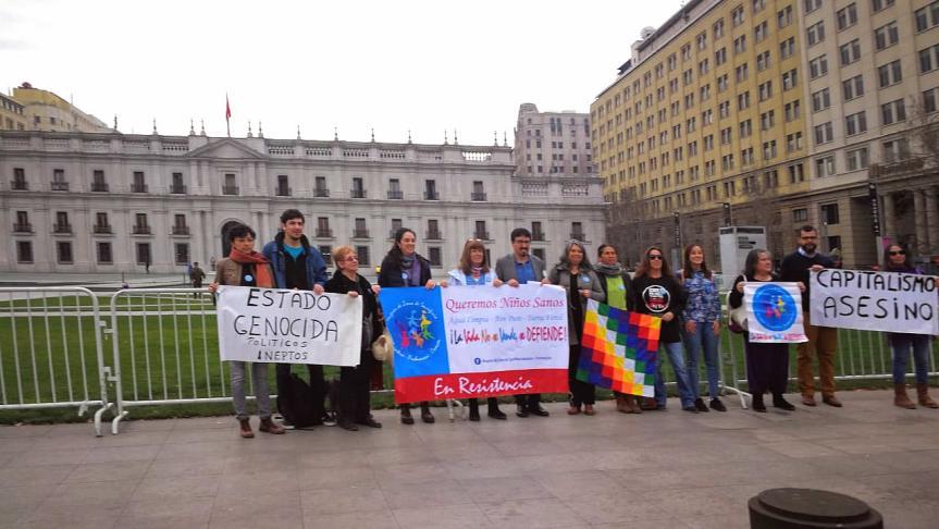 Organizaciones sociales de Quintero-Puchuncaví junto a senador Latorre exigen al Gobierno poner fin acontaminación