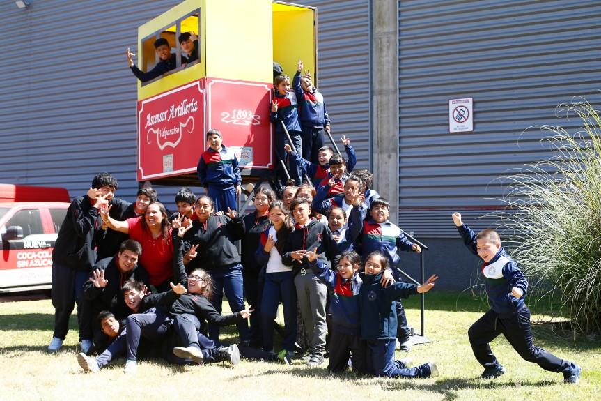 Estudiantes de Valparaíso logran reciclar 7,5 toneladas deresiduos
