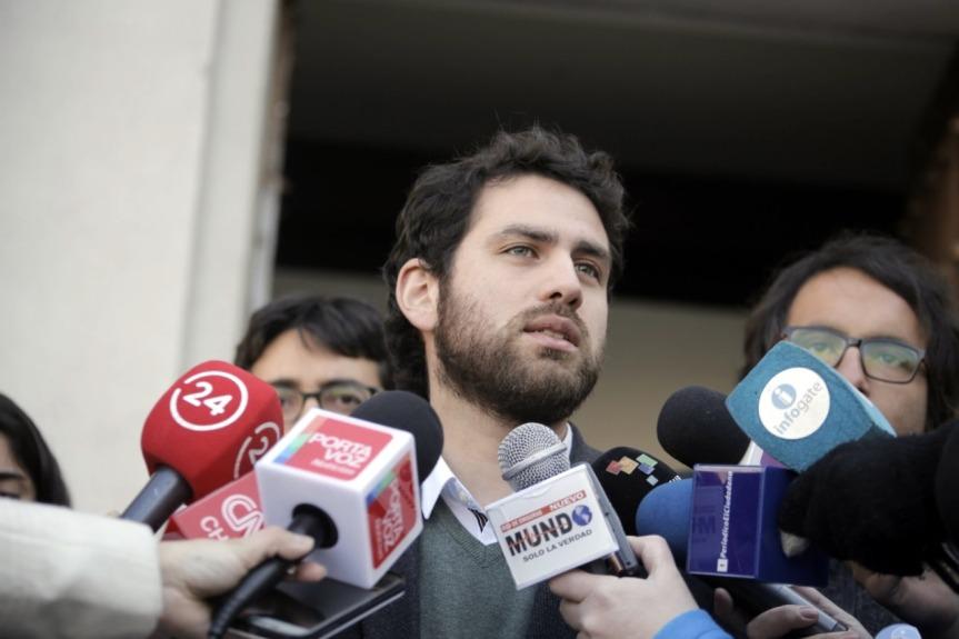 Diputado Diego Ibañez impulsa comisión investigadora por megasequía enChile