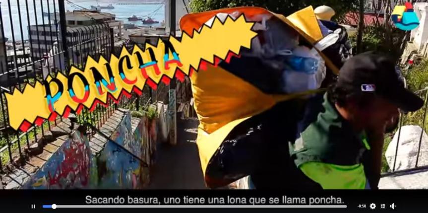 Con llamado a cuidar a funcionarios del aseo, Valparaíso se toma las redes sociales