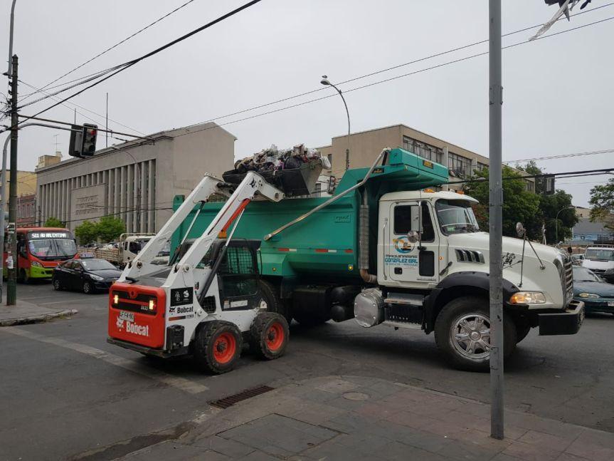 Municipalidad de Valparaíso decreta Emergencia Sanitaria y refuerza plan deaseo