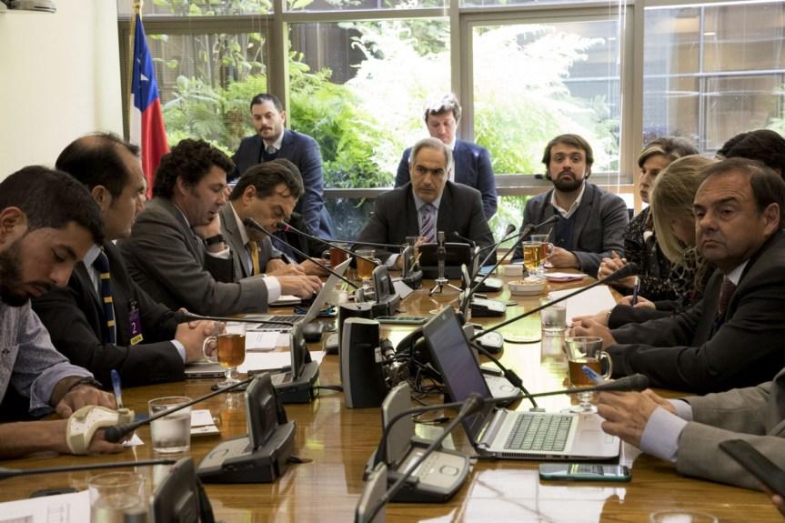 Pedirán prioridad presidencial para Muelle Exclusivo de Cruceros enValparaíso