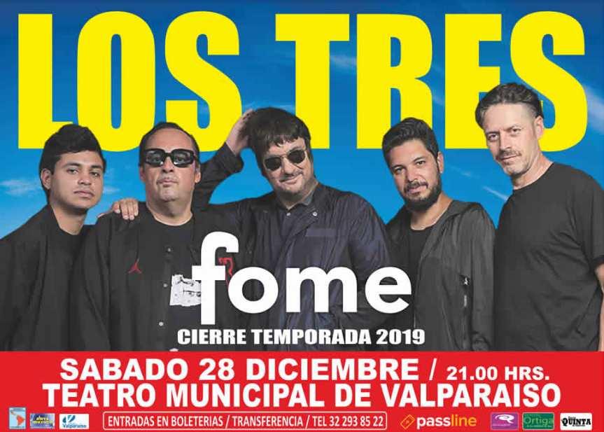 LOS TRES 2019