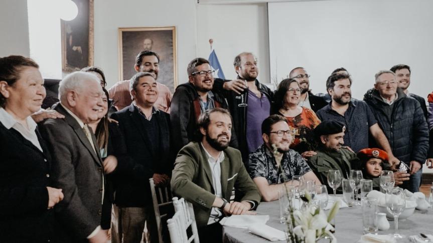 Municipalidad de Valpraíso y Corporación Wanderers premiaron fidelidad de socios en los 127 años delclub