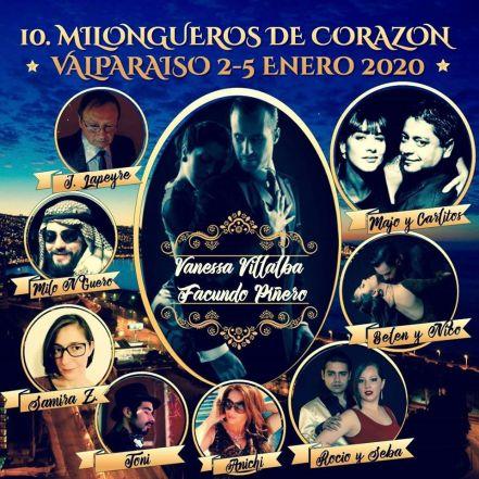 10° Encuentro Milongueros de Corazon Viña del Mar Chile