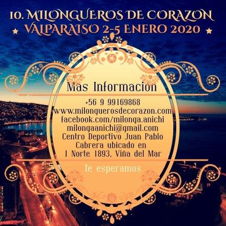 10° Milongueros de Corazon (b)oficial