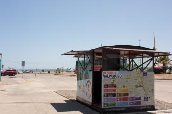 punto de info turistica Barón