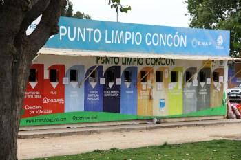 Punto Limpio Concón
