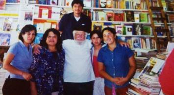 Ernesto Cardenal en Macondo