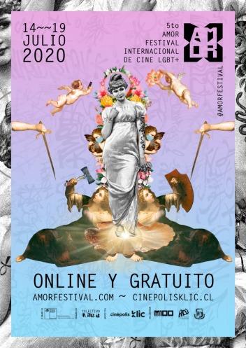 Afiche AMOR festival 2020